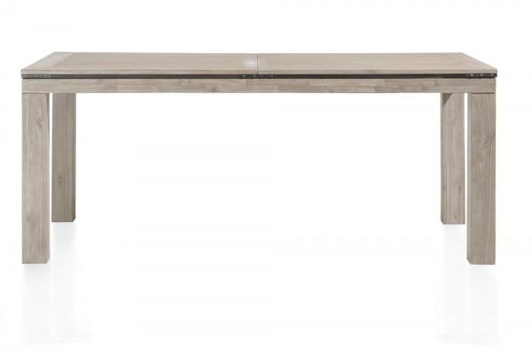 Panay Esstisch 100x77x190 (+60cm) - Akazie