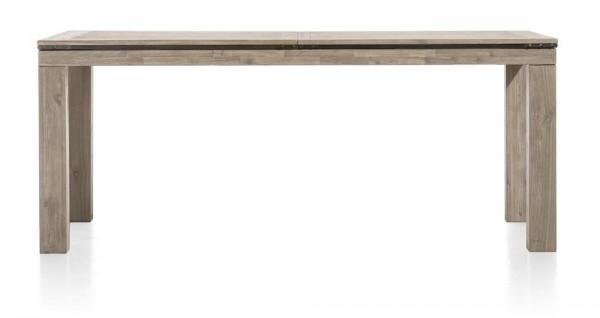 Panay Esstisch 100x77x160 (+60cm) - Akazie