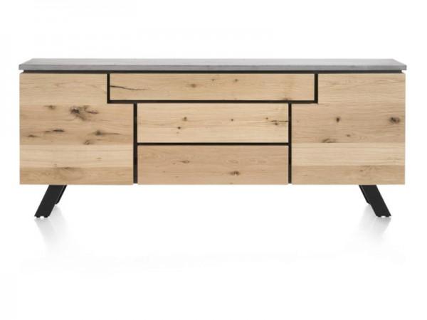 Sarre Sideboard 220x89x42cm - Eiche